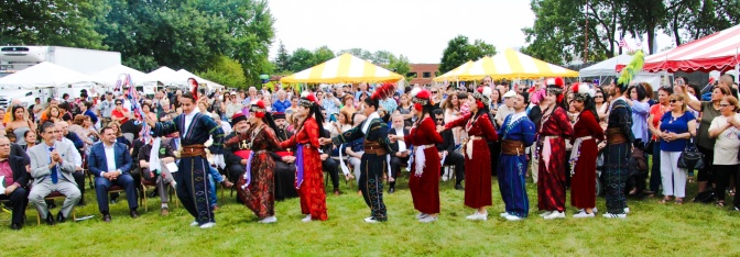 Thousands attend first annual Assyrian Food Festival in Chicago