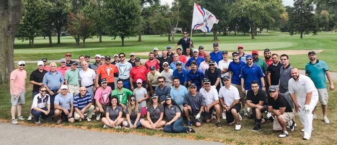 Tournament draws Chicago's best Assyrian golfers