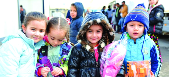 Christmas Spirit spreads in Northern Iraq